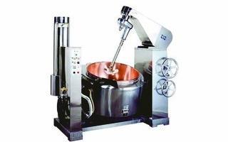 マルチクッカー(ガス式)を使用した中国伝統菓子製造会社様の事例