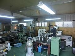 機械加工室